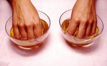 Маски для роста ногтей