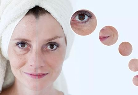 Гвлажняющая маска гиалуроновая кислота