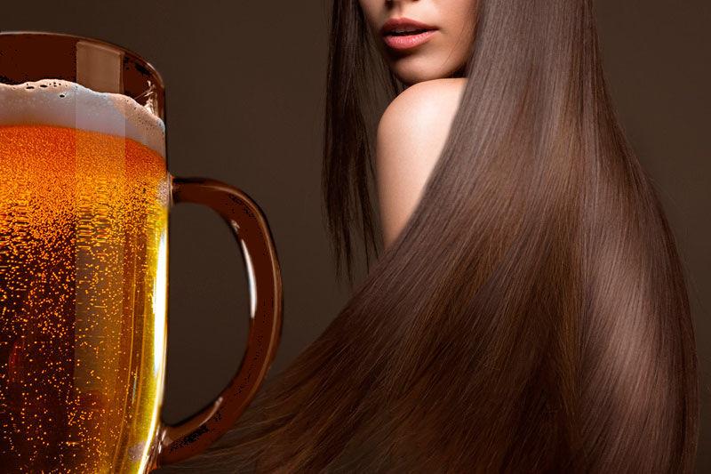 Маски для волос с пивом