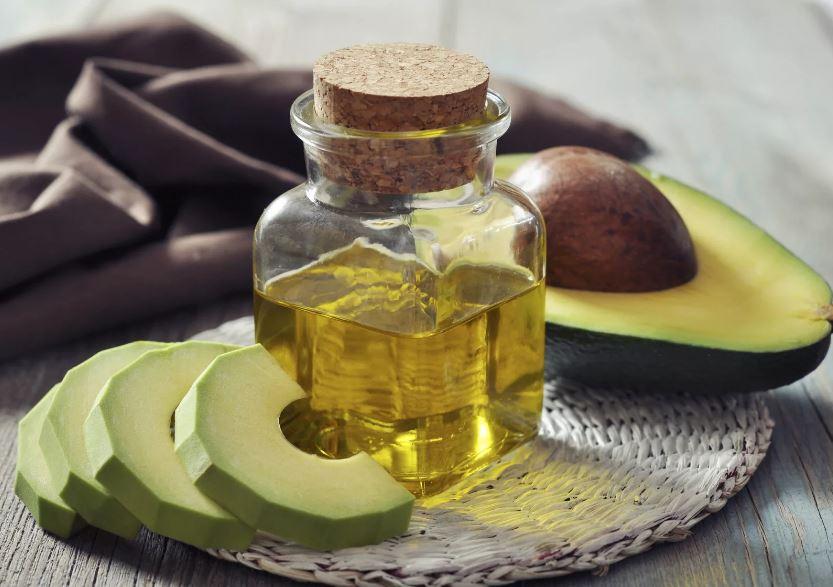 маска с маслом авокадо