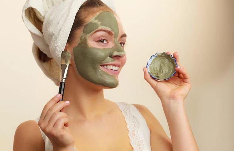 маски +из глины в домашних условиях