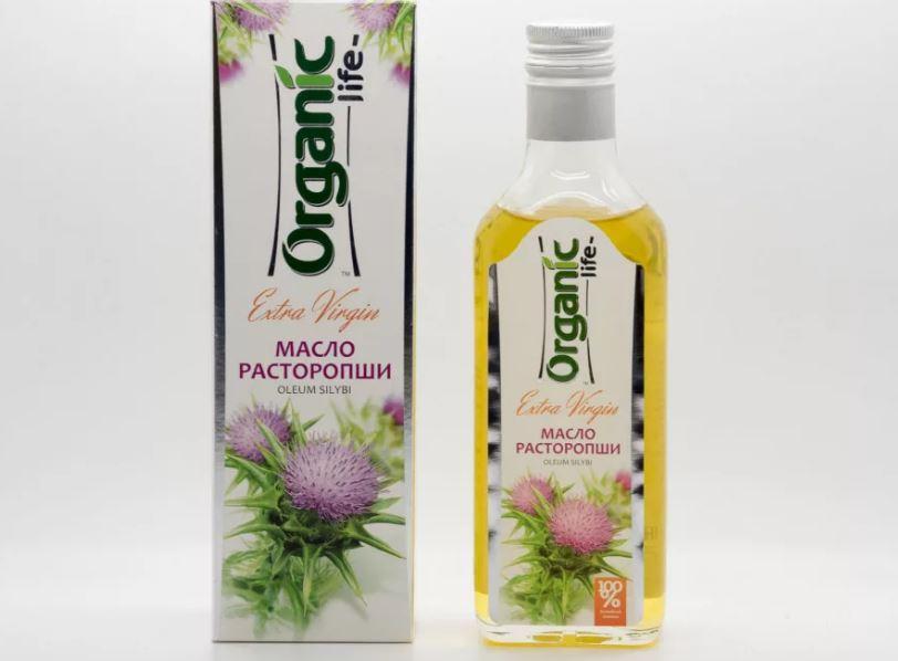 масло расторопши для кожи лица