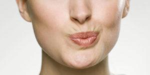 Мимические морщины вокруг рта, как от них избавиться