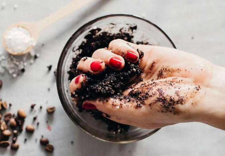 кофейный скраб для тела в домашних условиях