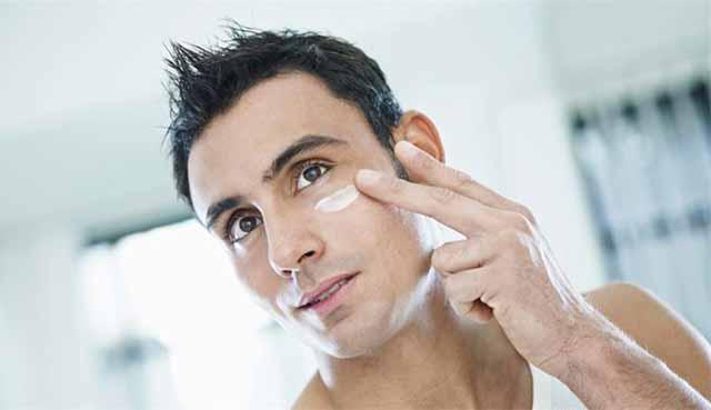 Как убрать морщины мужчине на лице