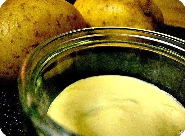 Картофельная маска для лица в домашних условиях из свежей или отваренной картошки