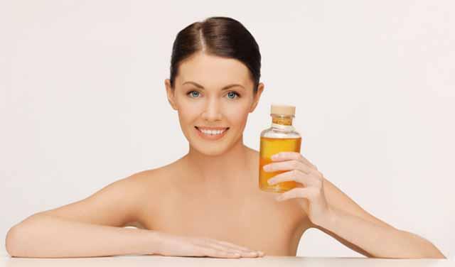 Касторовое масло от морщин