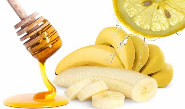 Маска для лица с бананом от морщин