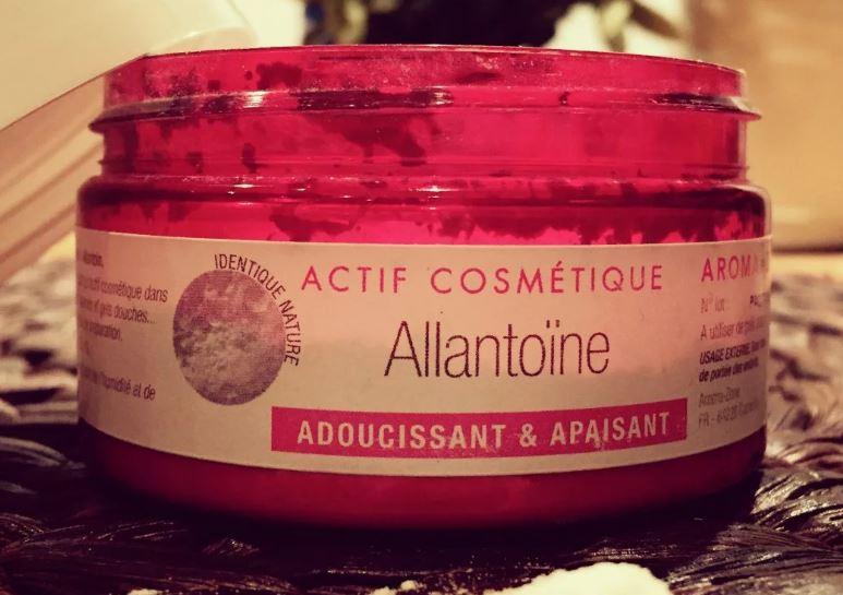 Для чего нужен аллантоин в косметических средствах, польза вещества