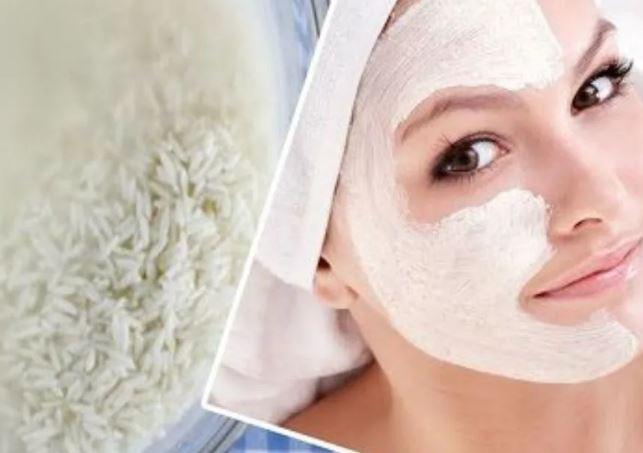 Омоложение за 15 минут - рисовая маска для лица