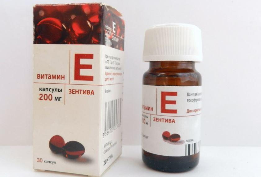 Как использовать витамины А и Е для омоложения кожи лица