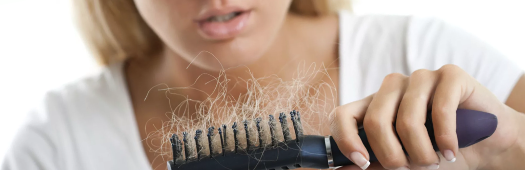 Топ 5 средств против выпадения волос